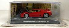 1/43 Scale James Bond 007 Lamborghini Diablo Die Another Day Diecast Model car