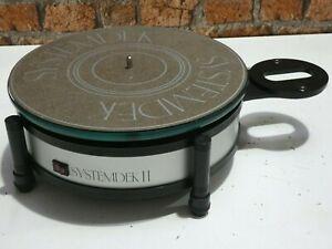 Systemdek-II-Hi-Fi-trennt-verwendet-Record-Vinyl-Deck-Player-Plattenspieler
