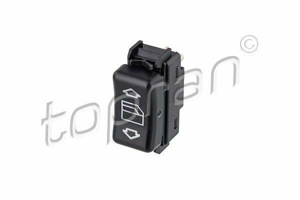 TOPRAN Window Winder Switch401 511 fits MERCEDES-BENZ 190 W201