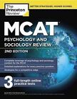 MCAT Psychology and Sociology Review, 2nd Edition by Princeton Review (Paperback / softback, 2016)