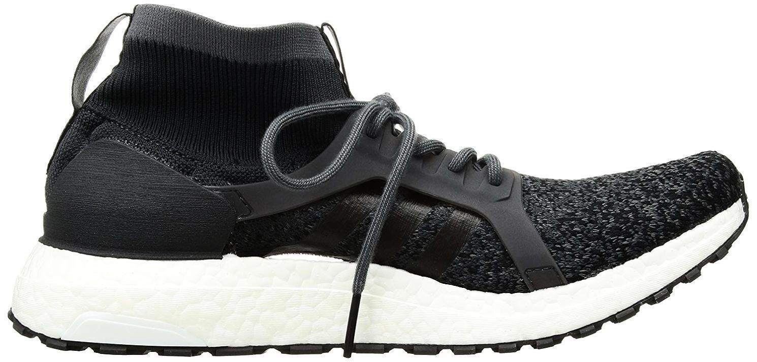 Adidas Men's UltraBoock X All Terrain scarpe scarpe  da ginnastica in Carbon nero, Sz 8.5 Nuovo  design semplice e generoso
