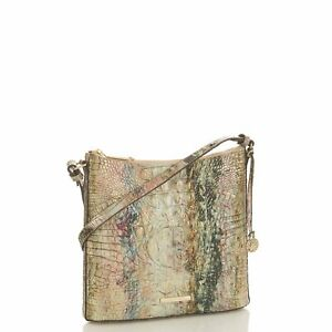 Details About Brahmin Opal Katie Melbourne Leather Crossbody Bag