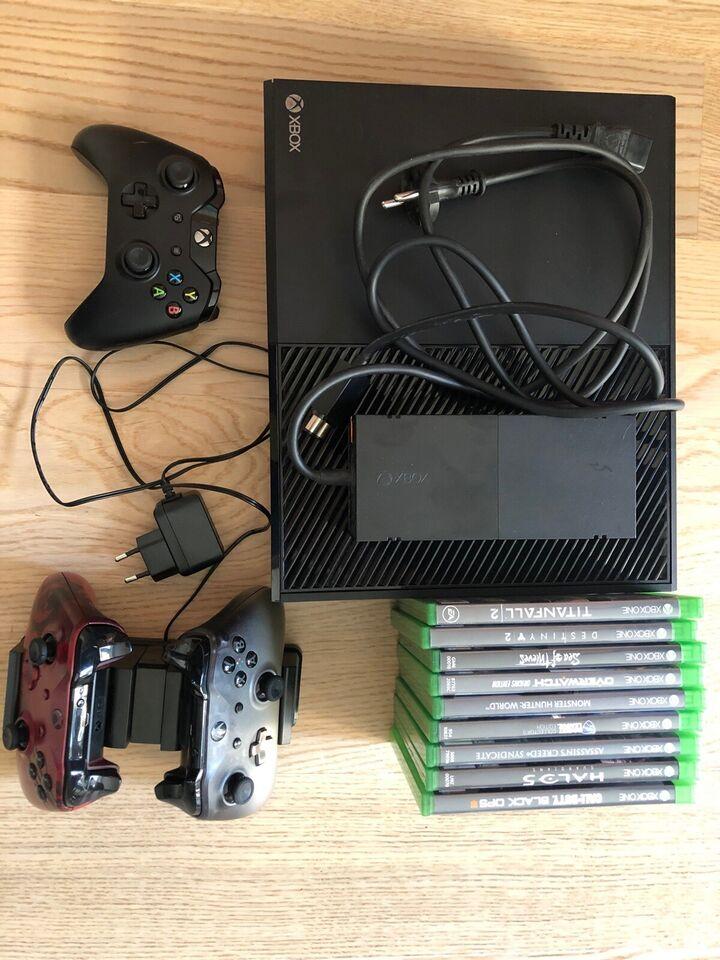 Xbox One, 1 Terabyte, God