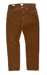 Mens-J-Crew-770-Straight-Fit-Corduroy-Pants-Size-31-X-30