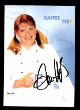 Eva Heß Autogrammkarte Original Signiert # BC 99884