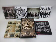 CD SUPER JUNIOR Korea Press Album 2-7 and Devil set don't don sorry acha SFS