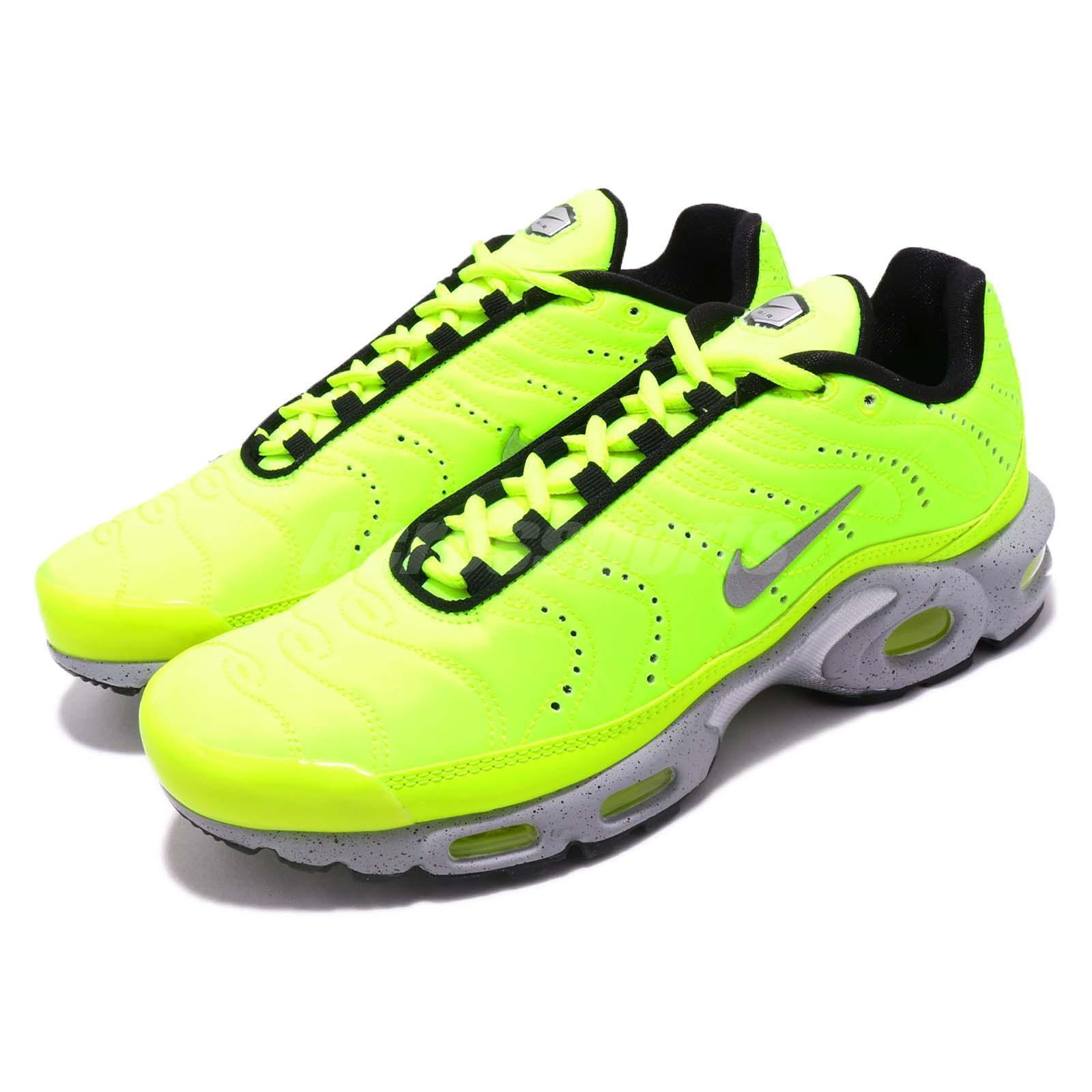 Nike Air Max Plus Classic PRM / NS Retro Classic Plus Men Running Chaussures Baskets Pick 1 12d277