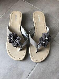 DEICHMANN GRACELAND DAMEN Schuhe in Größe 38 Keilabsatz WIE