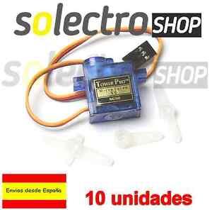 10x-SERVO-9g-SG90-MICROSERVO-Modelismo-Arduino-Robotica-mini-micro-Aeromodelismo