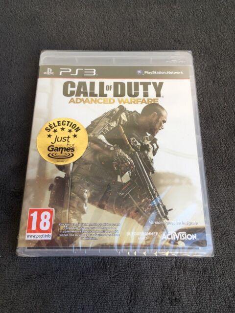 PS3 Call Of Duty Advanced Warfare PAL Fr neuf sous blister