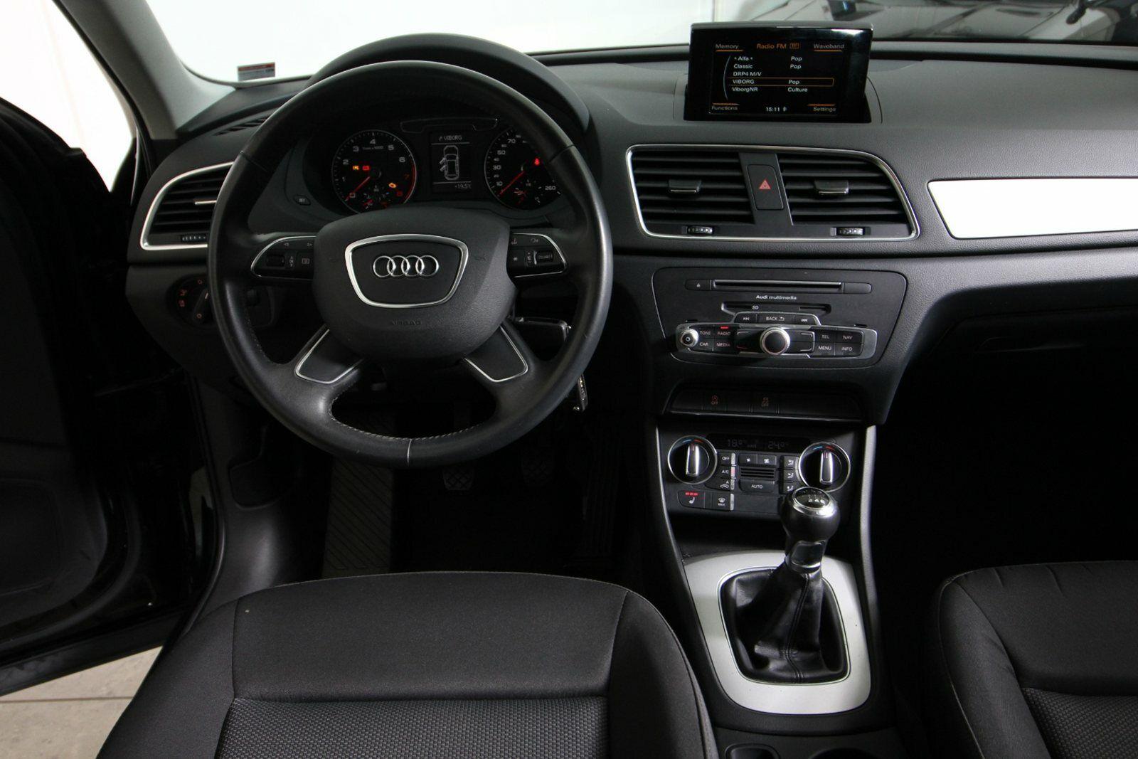 Audi Q3 TFSi 150 Ultra Design