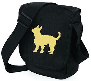 Chorkie-Dog-Bag-Dog-Walkers-Shoulder-Bags-Chihuahua-Yorkie-Cross-Birthday-Gift