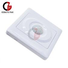 2pcs Ac100250v Infrared Ir Pir Sensor Switch Module Body Motion Automatic Light