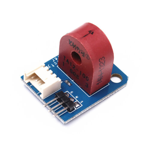 1PCS Analog Current Meter Module AC 0~5A Ammeter Sensor Board for Arduino K9