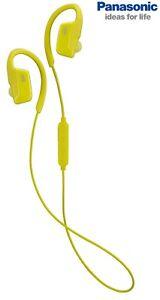 JVC-haec30bt-AMARILLO-AE-Bluetooth-Inalambrico-Deportivo-CLIP-OREJA-AURICULARES