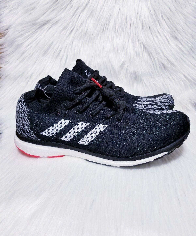 Adidas Adizero Prime Prime Prime Boost LTD Running shoes Black White Grey CP8922 Men SZ 10 284157