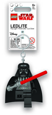 LEGO Star Wars Darth Vader Key Light with Lightsaber Lego Star Wars Toy