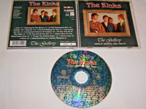 CD-THE-KINKS-the-gallery-vol-10-Limited-Edition-s22