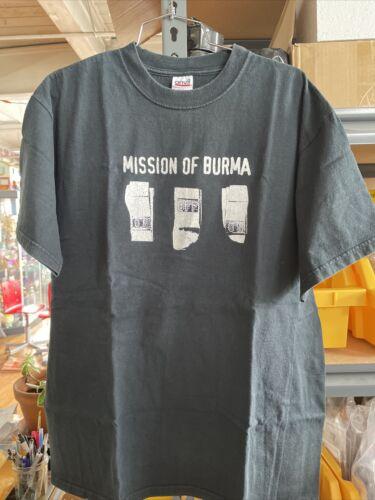 Vintage 2004 Mission of Burn On Off On Tour T-Shi… - image 1