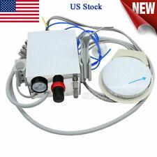 Portable Dental Turbine Unit Fit Air Compressor 4h 600ml Water Bottle Equipment