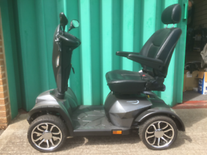 Details about Ex - Demo Drive Cobra 8 Mph Mobility Scooter