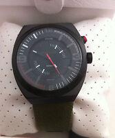 Diesel Watch Black Dial Led Light Function Dz 1412 Bnib