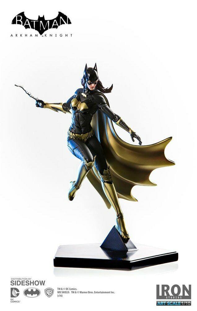 DC Les chauves-souris Batman  Arkham Knight Sideshow-Iron Studios 1 10 statue _ US Dealer _ jamais retiré de la boîte