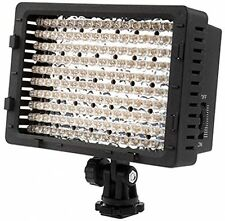 CN 160 LED CN-160 Dimmable Ultra High Power Panel Digital Camera / Camcorder