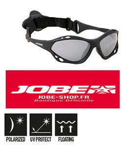 Lunettes Polarisées Flottantes Noires Cordon - Jobe Knox Floatable- Anti UV400 rCc3FfCF-09153012-484732609