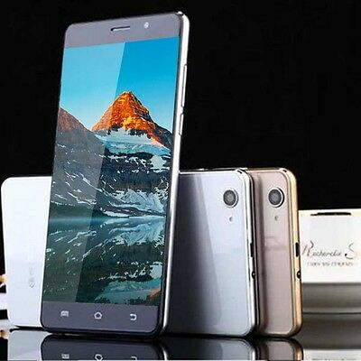 """6"""" Full HD Unlocked Android Quad Core Sim 3G GSM GPS T-Mobile AT&T Smart Phone"""