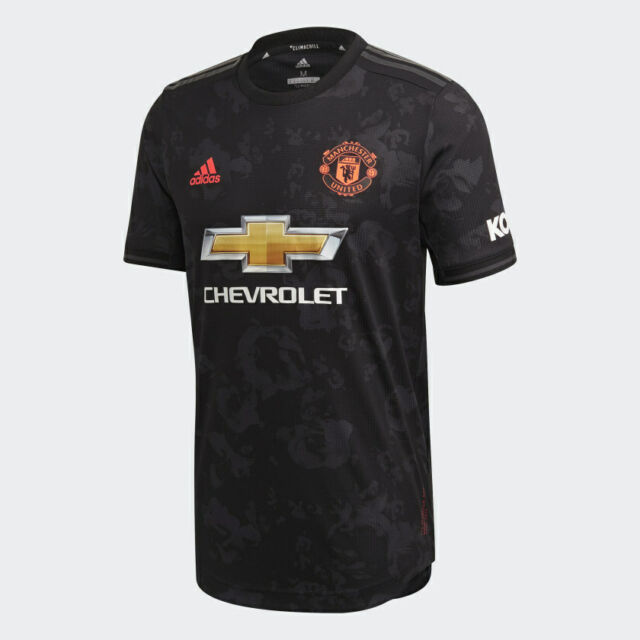 adidas Manchester United Authentic Third Soccer Jersey Ed7391 ...