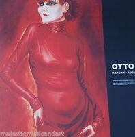 Otto Dix Dancer Anita Berber 2010 Nyc Gallery Poster Weimar Period Berlin Mint