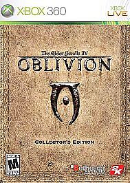 The-Elder-Scrolls-IV-Oblivion-Collector-039-s-Edition-Microsoft-Xbox-360-2006