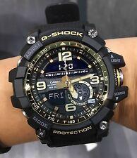 Casio G-Shock GG-1000GB-1ADR Mudmaster Black Twin Sensor Ana-Digital Watch Boxed