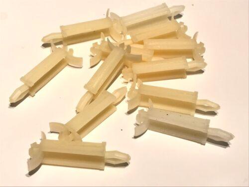x12 Scheda PCB Nylon SUPPORTO PILASTRO cm 25 mm ad alta STAND OFF fd5c41