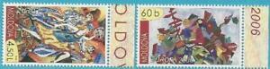 Moldawien-aus-2006-postfrisch-MiNr-549-550-Europa-Integration