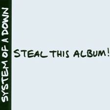 """SYSTEM OF A DOWN """"STEAL THIS ALBUM"""" CD NEUWARE"""