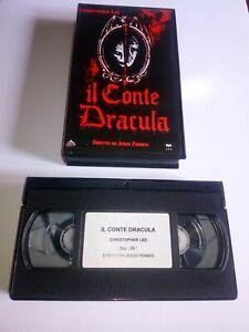 Il-Conte-Dracula-VHS