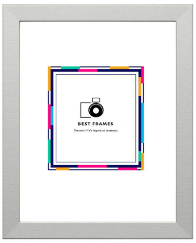Picture Frames Various Sizes /& Colours Photo Frame Wood Effect Poster Frames