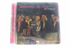 Impredecible by Binomio De Oro De Am (2006) CD