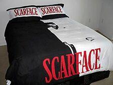 Scarface (Tony Montana) 3 Piece Queen Size Luxury Comforter Set w/Pillow Shams