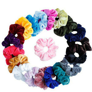 20-Pcs-Hair-Scrunchies-Velvet-Elastic-Hair-Bands-Scrunchy-Hair-Ties-Ropes-Scruns