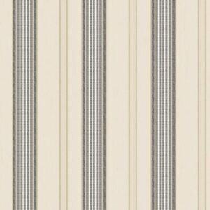Elegance-Rayure-Papier-Peint-Creme-Charbon-Dore-Rasch-534405