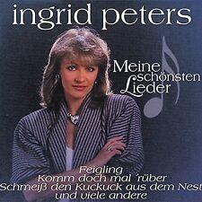 Ingrid Peters Meine schönsten Lieder (16 tracks, 1976-81/95) [CD]