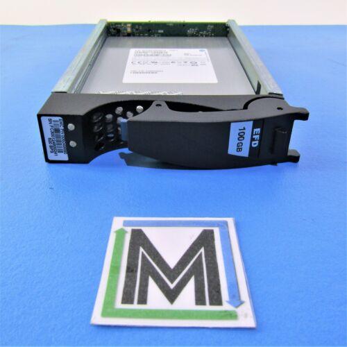 "EMC 005049890 SAMSUNG 100GB SSD 3.5/"" SAS VMAX HARD DRIVE 118033004 100 GB"
