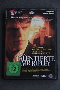 Computer Bild 11/10: Der talentierte Mr. Ripley (Thriller mit Matt Damon) - Duisburg, Deutschland - Computer Bild 11/10: Der talentierte Mr. Ripley (Thriller mit Matt Damon) - Duisburg, Deutschland