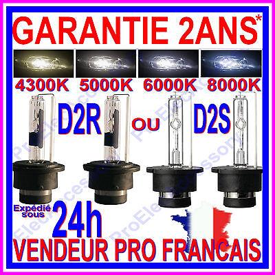 2  AMPOULES XÉNON D2S Clio// Laguna⌂⌂. D2R P32d-2 35w   8000K●●  POUR  Renault