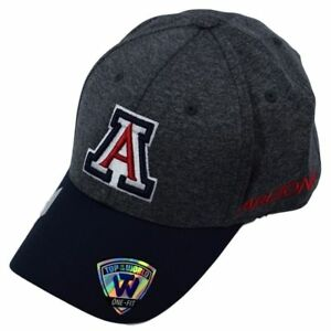 save off 1a4e0 5a5c6 Image is loading NCAA-Arizona-Wildcats-Top-of-the-World-1Fit-