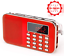 Portable-Radio-Pocket-AM-FM-Battery-Operated-Radio-with-Emergency-Flashlight miniature 9