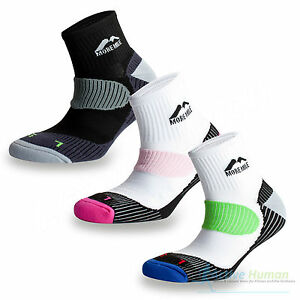 3-Pairs-More-Mile-London-Sports-Ankle-Cushioned-Running-Socks-Mens-Ladies-Womens